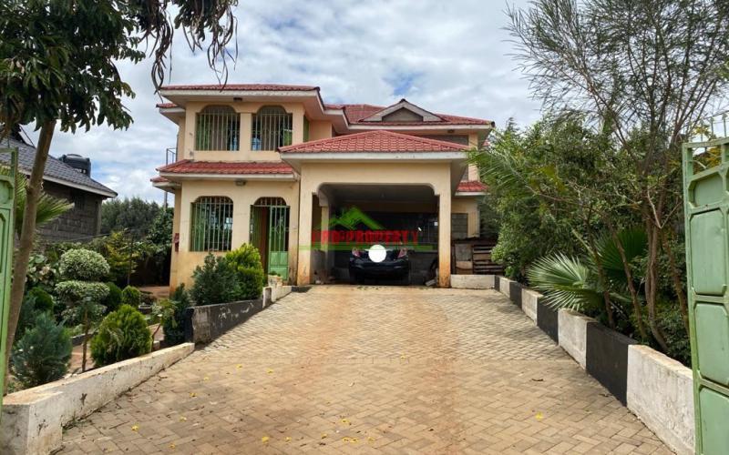 House For sale In Sigona Muguga