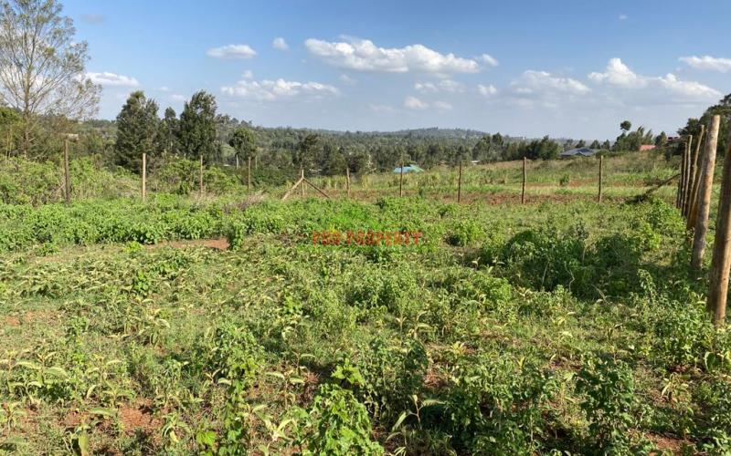Residential Plots For Sale In Kikuyu, Lusigetti.
