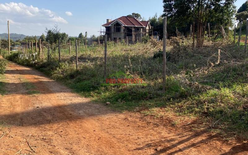 Residential Plot For Sale In Kikuyu Ondiri ( Karai Area).