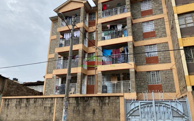 Prime Residential Flat For Sale in Donholm