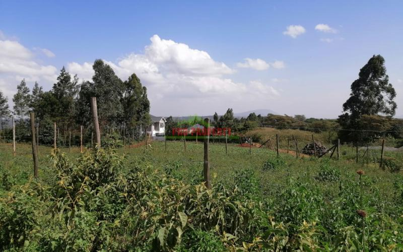 Prime Residential Plot For Sale In Kikuyu, Kamangu.