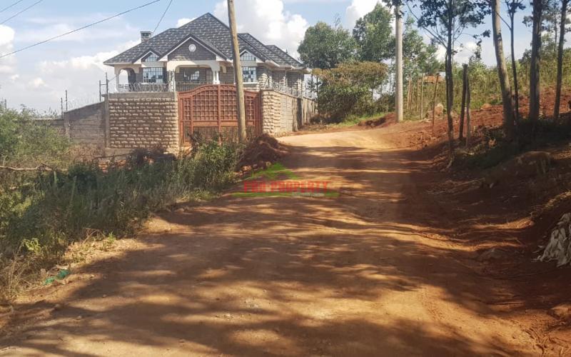 Prime Residential Vacant land for Sale in Gikambura Kikuyu