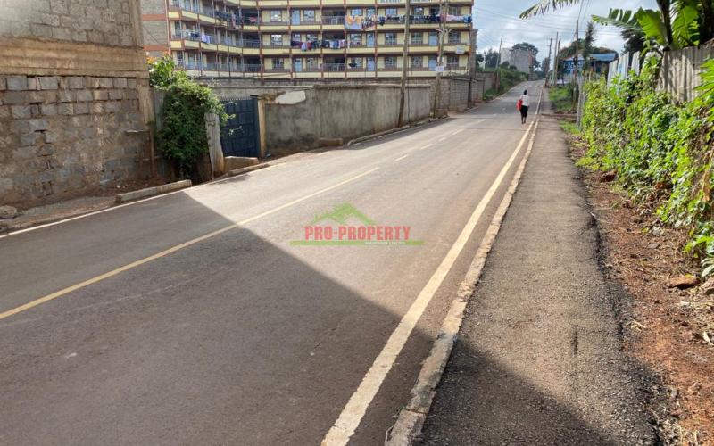 Prime Commercial Plot For Sale In Kinoo, Muthiga