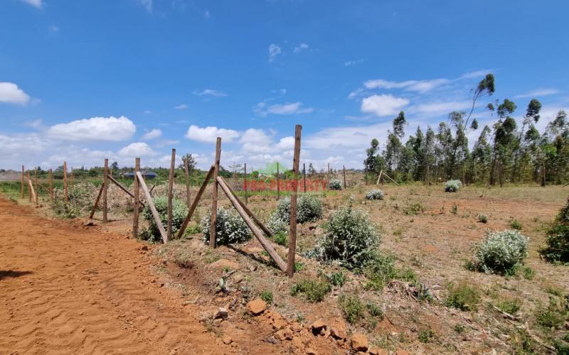 Plot For Sale In Kikuyu, Lusigetti