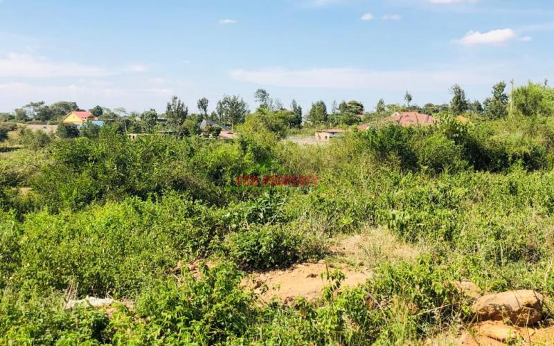 Prime Residential Plots For Sale In Thika, Gatuanyaga.