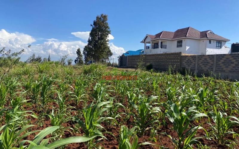 Residential Plot For Sale in Kikuyu, Kamangu.