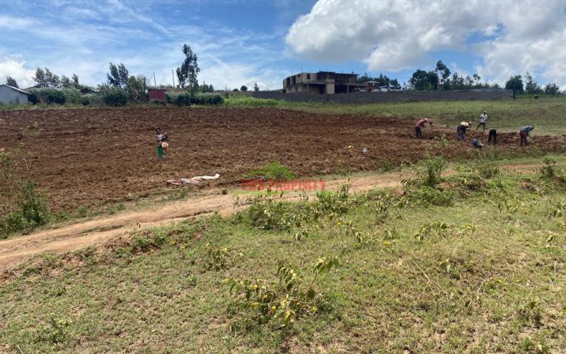 Plots For Sale In Kikuyu, Kamangu.