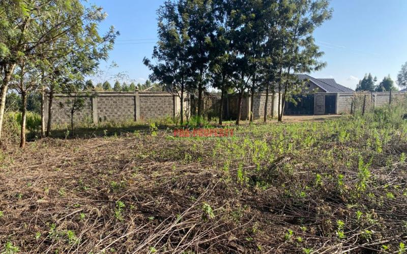 Prime Residential Plot For Sale In Kikuyu, Migumo-ini.